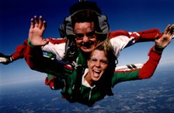 Schedule Your Skydive!